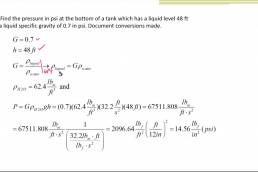 Examples and Practice Problems for Process Engineers